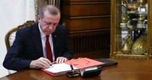 Erdoğan imzaladı, Türkiye Maarif Vakfına 541 milyon lira kaynak aktarılacak