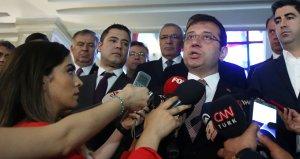 İBB Başkanı Ekrem İmamoğlu: Suç duyurusunda bulunacağım