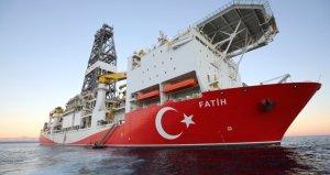 ABnin yaptırım kararına Türkiyeden ilk yanıt: Doğu Akdenizdeki faaliyetleri etkilemeyecek