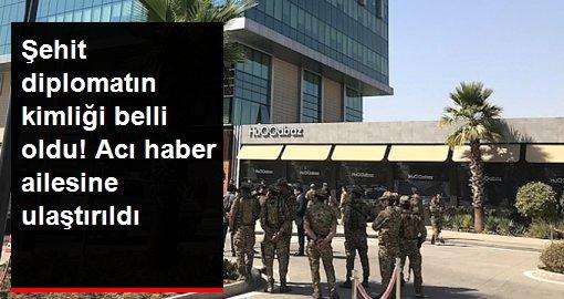 Son dakika! Erbil şehidinin baba evine acı haber ulaştı