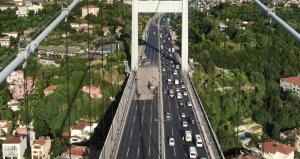 Bakan Turhan: Fatih Sultan Mehmet Köprüsü bayramda hizmete açılacak