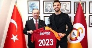 Galatasaray, Okan Kocuku kadrosuna kattı