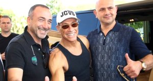 Türkiye'ye gelen Jean Claude Van Damme, ilk isteğiyle şaşırttı!