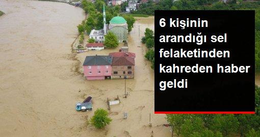 Son Dakika! Düzce'deki sel felaketinde 1 kişinin cansız bedenine daha ulaşıldı