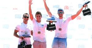 31. Samsung Boğaziçi Kıtalararası Yüzme Yarışması tamamlandı