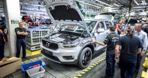 Volvo, yarım milyona yakın aracını geri çağırdı