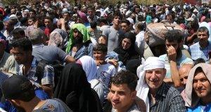 Suriyelilerin sınır dışı edilmeleri hız kazandı! İlk kafile gönderildi