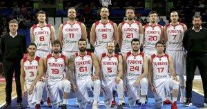 12 Dev Adamın EuroBasket 2021 rakipleri belli oldu