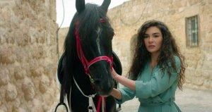 Hercai dizisinin başrolü Ebru Şahin, son görüntüsüyle şaşırttı