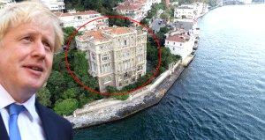 Osmanlı torunu Boris Johnsonın dedesinin de kaldığı İstanbul Boğazındaki yalı, rekor fiyata satışa çıkarıldı