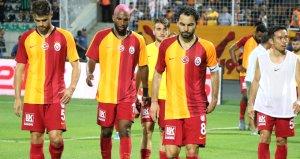 Galatasaray 8 sezon sonra bir ilki yaşadı
