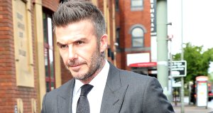 David Beckhama 50 milyon dolarlık fatura şoku!