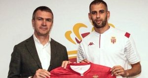 Slimani, Monacoya transfer oldu! Ortalık karıştı