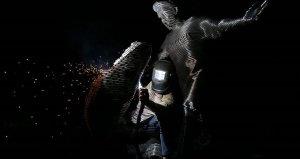 Bursaspor, Batallayı çelikten heykelle ölümsüzleştirdi