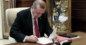 Kritik atamalar, Erdoğanın imzasıyla Resmi Gazetede yayımlandı