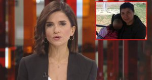 Spiker Semiha Şahin, öldürülen Emine Bulutun haberini sunarken gözyaşlarına hakim olamadı