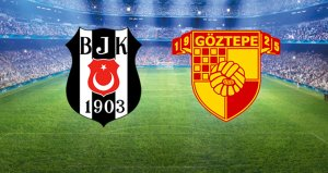 Beşiktaş, Göztepeyi konuk ediyor! İlk 11ler belli oldu