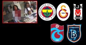 Süper Lig ekipleri Emine Bulut cinayetine sessiz kalmadı