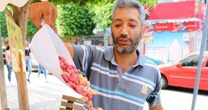 Geçen yıl 15 liraya kadar düşen Antep fıstığı bu yıl 50 liradan satılıyor