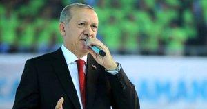 Cumhurbaşkanı Erdoğandan, İBB Başkanı İmamoğluna tatil eleştirisi: İstanbulu sel bastı, beyefendi tatilde