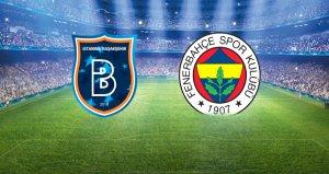 Medipol Başakşehir 1-0 Fenerbahçe / Canlı anlatım