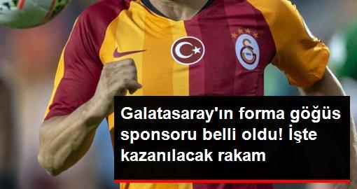 Galatasaray'ın forma sponsoru Pizza Pizza oldu! İşte kazanılacak rakam