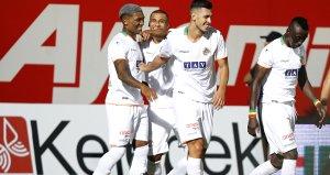 Alanyaspor, Kasımpaşayı 4-1 mağlup etti!