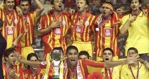 Galatasaraydan UEFA Süper Kupa paylaşımı!