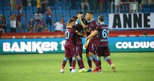 Trabzonspor, Yeni Malatyasporu 2-1 mağlup etti!