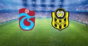 Trabzonspor, Yeni Malatyaspor karşısında! Maçta ilk gol geldi