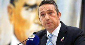 Ali Koç, Başakşehir galibiyeti sonrası soyunma odasına indi! Transfer için müjdeyi verdi
