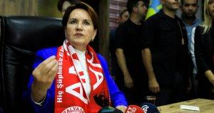 Meral Akşener'den İstanbul'a kayyum iddiasına Erdoğan'lı yanıt