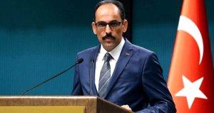 Cumhurbaşkanlığı Sözcüsü Kalın'dan Bülent Arınç'a Ahmet Türk cevabı