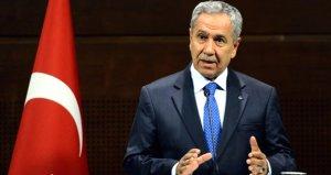 Bülent Arınç, tartışma yaratan Ahmet Türk çıkışını açıkladı