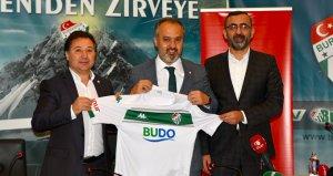 Bursaspora 5,5 milyonluk dev destek!