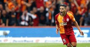 Radamel Falcao ilk maçında golle tanıştı