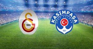 Galatasaray-Kasımpaşa mücadelesinde ilk gol geldi!
