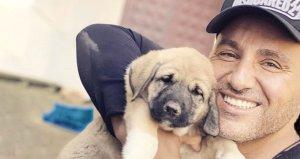 Ünlü iş adamı ve şarkıcı Mr. Jade, köpek barınağına sahip çıktı