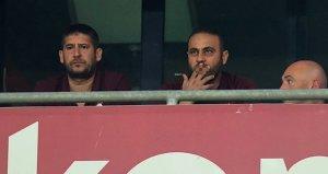 Hasan Şaş, Galatasaray maçında locada sigara içti!