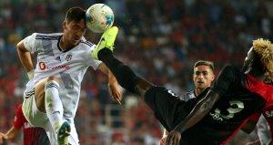 Beşiktaş Teknik Direktörü Abdullah Avcı: Maçta kural hatası olabilir