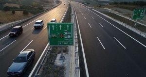 İstanbul-İzmir Otoyolundan 4 milyon 600 bin araç geçti