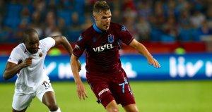 Trabzon kendi sahasında Gençlerbirliği ile kendi sahasında berabere kaldı