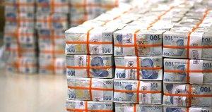 Son Dakika: Merkezi yönetim bütçesi Ağustosta 576 milyon TL fazla verdi