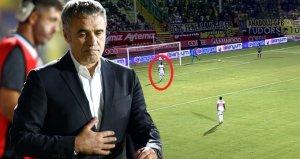 Fenerbahçe - Alanyaspor maçında kural hatası olduğu iddiası tartışma yarattı