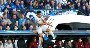 Bir grup Club Brugge taraftarı Galatasaray tribününe girmeye çalıştı!