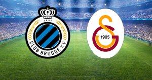 Galatasaray, Club Brugge karşısında! İkinci yarı başladı