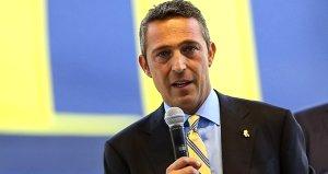 Fenerbahçe Başkanı Ali Koç, PFDKya sevk edildi
