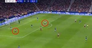 Fenerbahçenin Alanyaspor maçında itiraz ettiği pozisyon Şampiyonlar Liginde yaşandı!
