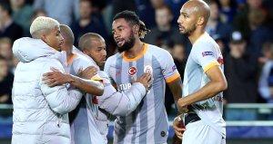 Club Brugge ile berabere kalan Galatasarayın kasası doldu