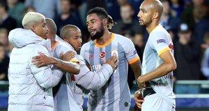 İtalyanların tepki gösterdiği Nzonzi, Galatasarayın vazgeçilmezi oldu